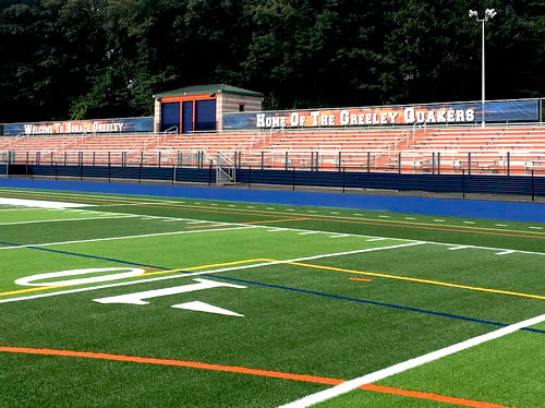 Horace Greeley Chappaqua - New Field