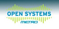 Open Systems Metro