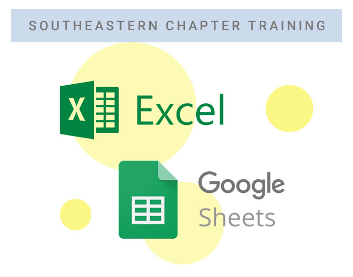 Training: Excel and Google Sheets