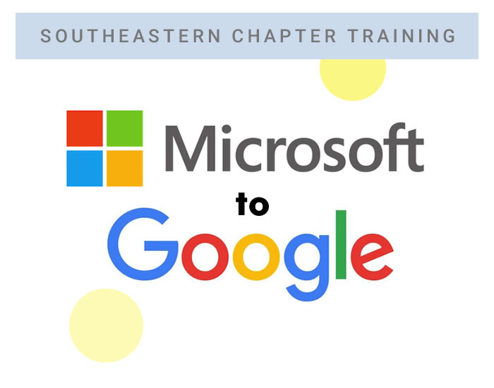Transitioning from Microsoft to Google