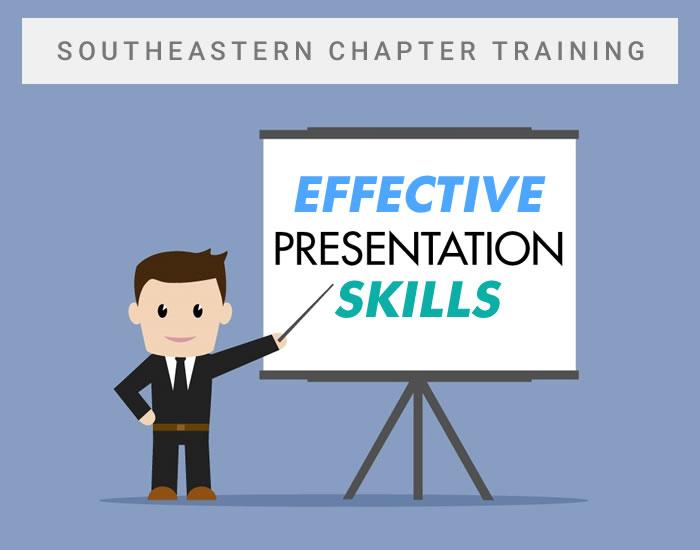 Training: Effective Presentation Skills