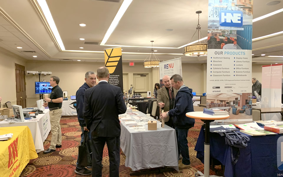 2019 Innovation Trade Show - NYSSFA Southeastern Chapter